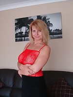 Take a look at my British amateur wife
